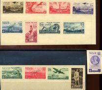 ITALY 1936 HORACE SET - Italy