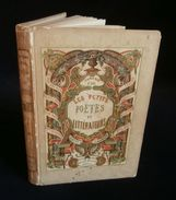 ( Enfantina ) LES PETITS POETES ET LITTERATEURS Eugénie FOA 1850 Lithos Couleurs - Libri, Riviste, Fumetti