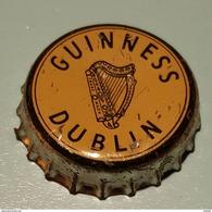 Vieille Capsules Kroonkurk GUINNESS Dublin - Birra