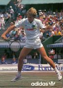 AK Stefan Edberg, Adidas, Ca. 1980er Jahre (25140) - Tennis