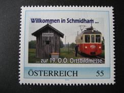PM 8026980** Willkommen In Schmidham Postfrisch - Personalisierte Briefmarken