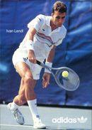 AK Ivan Lendl, Adidas, Ca. 1980er Jahre (25141) - Tennis