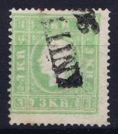Austria: Mi 12 II   Obl./Gestempelt/used  1858 - 1850-1918 Imperium