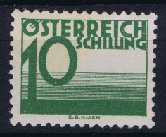 Austria: Mi  Porto  158 Postfrisch/neuf Sans Charniere /MNH/** 1925 - Segnatasse