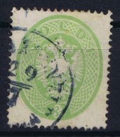 Austria: Lombardei Venetien Mi 15  Obl./Gestempelt/used  1863  Blaustempel - 1850-1918 Imperium