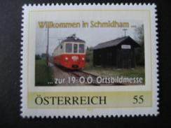 PM 8026979** Willkommen In Schmidham Postfrisch - Personalisierte Briefmarken