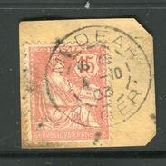 Superbe N° 125 Cachet De Médéah ( Algérie 1903 ) - Frankreich