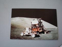 Apollo 17 Moon Rover - Espacio