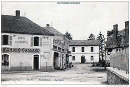 [03] Allier> Non Classés Magnet La Gare - France