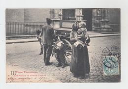 31 - TYPES TOULOUSAINS / UNE FAMILLE DE JOUEURS D'ORGUE - Toulouse