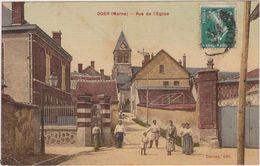 51 Oger Rue De L'eglise - Francia