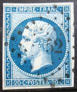 PC 52 Sur 14B - ALTKIRCH - HAUT RHIN - 1849-1876: Periodo Classico
