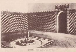 SALA DE JANTAR DOS MOUROS. CINTRA. CIRCA 1900S. PORTUGAL. - BLEUP - Châteaux