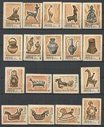 Russia 1969 , 18 Matchbox Labels - Boites D'allumettes - Etiquettes