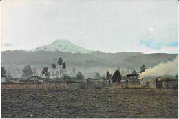 QUITO ECUADOR CHIMBORAZO - Ecuador