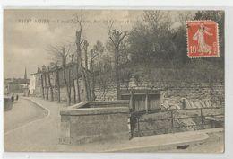 52 Haute Marne St Saint Dizier Vieux Remparts Rue Du Collège Et Quai ...1912 - Saint Dizier