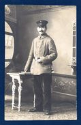 Pologne. Beuthen (Bytom).  Carte-photo Soldat Allemand. (1914-1918). Paul Wodak, Beuthen - Pologne