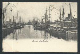 +++ CPA - ANTWERPEN - ANVERS - Les Bassins     // - Antwerpen