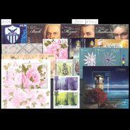 CYPRUS 2011 COMPLETE YEAR SETS MNH STAMPS - Chypre (République)
