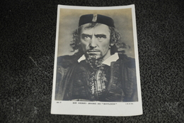 """31- Sir Henry Irving As """"Shylock"""" - Theatre"""