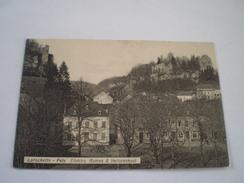 Luxembourg // Larochette - Fels // Eleiche - Ruines & Verlorenkost // Used 1911 Nice Stamp - Larochette