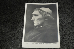 """32- Sir Henry Irving As """"Becket"""" - Theatre"""