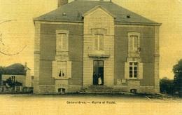 Genevrières - Mairie Et Poste - Autres Communes