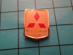 Pin1016b Pin's Pins / Beau Et Rare / AUTOMOBILES / LOGO DE LA MARQUE MITSUBISHI MOTORS - Mitsubishi