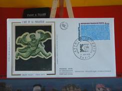 Coté 11,25€ > Art Philatélie (Arphila) > 9.6.1975 > 75 Paris > FDC 1er Jour - FDC