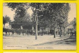 MONTBAZENS Rare Concours De Poulinières Chevaux (Farjou) Aveyron (12) - Montbazens