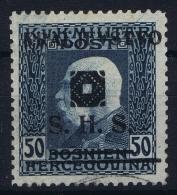 Jugoslawien / Yugoslavia  : Mi  41  MH/* Flz/ Charniere 1919 - 1919-1929 Königreich Der Serben, Kroaten & Slowenen