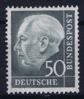 Bund : Mi  189 Postfrisch/neuf Sans Charniere /MNH/** 1954 Heuss - [7] Repubblica Federale