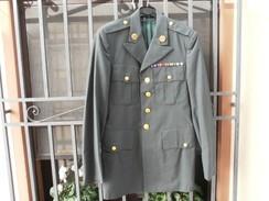 US ARMY DRESS UNIFORM JACKET - GIACCA ESERCITO AMERICANO UNIFORME DI SERVIZIO - Uniforms