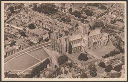 Wells Cathedral, Somerset, C.1930 - Peter Wyndham Postcard - Wells
