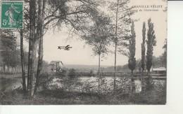 Chaville-Velizy-Etang De L'Ecrevisse-Avion En Trompe L'oeil. - Chaville