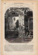 Revue Magasin Pittoresque Aout 1846 Turquie Turkey Turc - 1800 - 1849