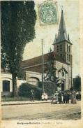 GUIGNES - RABUTIN - Eglise - France