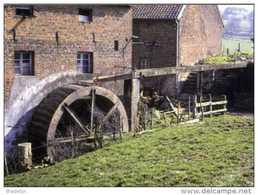 SINT-MARTENS-VOEREN (Limburg) - Molen/moulin - Historische Opname Van De Oude Molen Omstreeks 1980. Zeldzame Opname - Voeren