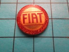 Pin1216c Pin's Pins / Beau Et Rare / AUTOMOBILE / LOGO DE LA MARQUE FIAT - Fiat