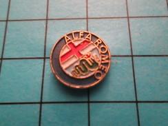 Pin1216c Pin's Pins / Beau Et Rare / AUTOMOBILE / LOGO DE LA MARQUE ALFA-ROMEO - Alfa Romeo