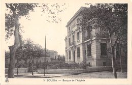 CPA ALGERIE BOUIRA BANQUE DE L'ALGERIE - Autres Villes