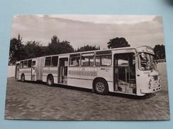 GELENKOMNIBUS Nr. 1529 Büssing : Baujahr 1968 ( Fotokaart ) ( Zie Foto Voor Details ) ! - Bus & Autocars