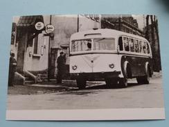 KRAFTOMNIBUS Baujahr 1947 Type KMO 130 ( Fotokaart ) ( Zie Foto Voor Details ) ! - Bus & Autocars
