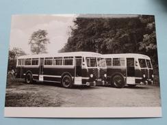 STADTOMNIBUS Baujahr 1950/51 Type 5000 TU ( Fotokaart ) ( Zie Foto Voor Details ) ! - Bus & Autocars
