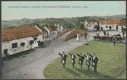 Aberfoyle Clachan, Imperial International Exhibition, London, 1909 - Valentine's Postcard - Exhibitions