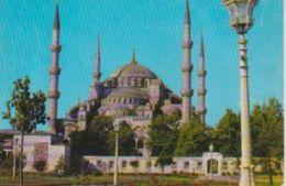 (TQ154) ISTANBUL. SULTANHAMET MOSQUE - Turchia