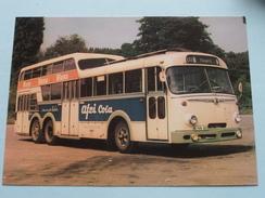 1 1/2 DECK BUS TU 7 : Baujahr 1960 : Linieomnibusse ( Fotokaart ) ( Zie Foto Voor Details ) ! - Bus & Autocars