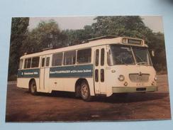 BÜSSING 12 RU 7 HR : Baujahr 1961 : Linieomnibusse ( Fotokaart ) ( Zie Foto Voor Details ) ! - Bus & Autocars