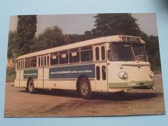BÜSSING TU 10 : Baujahr 1959 : Linieomnibusse ( Fotokaart ) ( Zie Foto Voor Details ) ! - Bus & Autocars