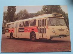 BÜSSING SENATOR 12 : Baujahr 1963 : Linieomnibusse ( Fotokaart ) ( Zie Foto Voor Details ) ! - Bus & Autocars